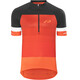 Protective Turin - Maillot manches courtes Homme - rouge/noir